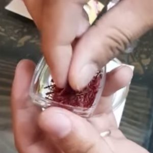 brittle saffron tread